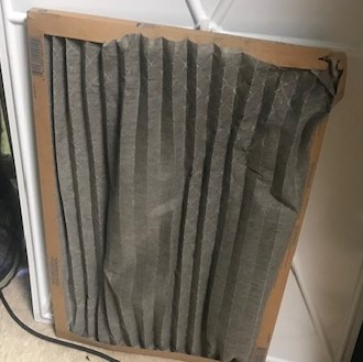 Change your air filter often