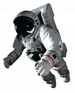 Clean air the same as space station