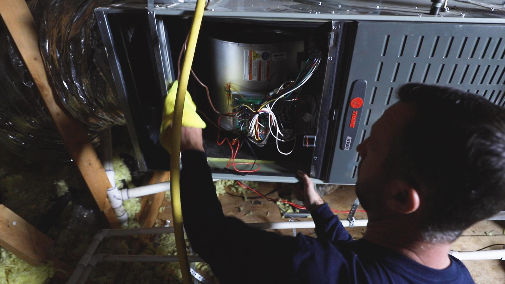 hvac system cleaning services