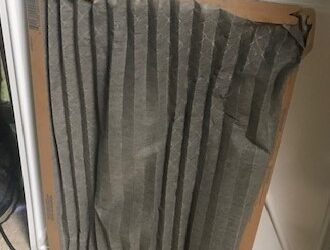 Air Filters are like Door Mats