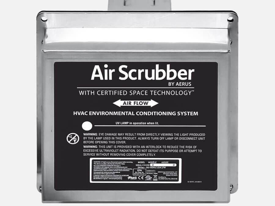 aerus air scrubber