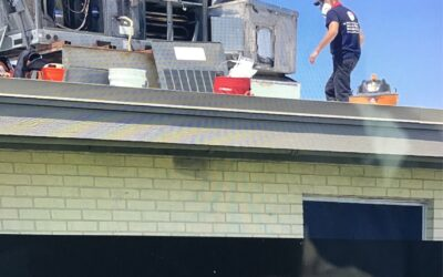 Commercial HVAC System Cleaning